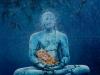 Blue Buddha