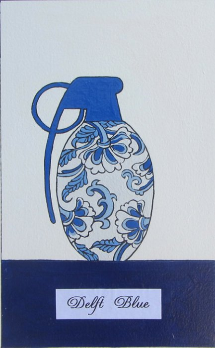 Delft Blue-Atomizer Collection