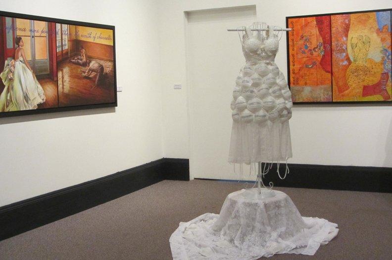 dress installation