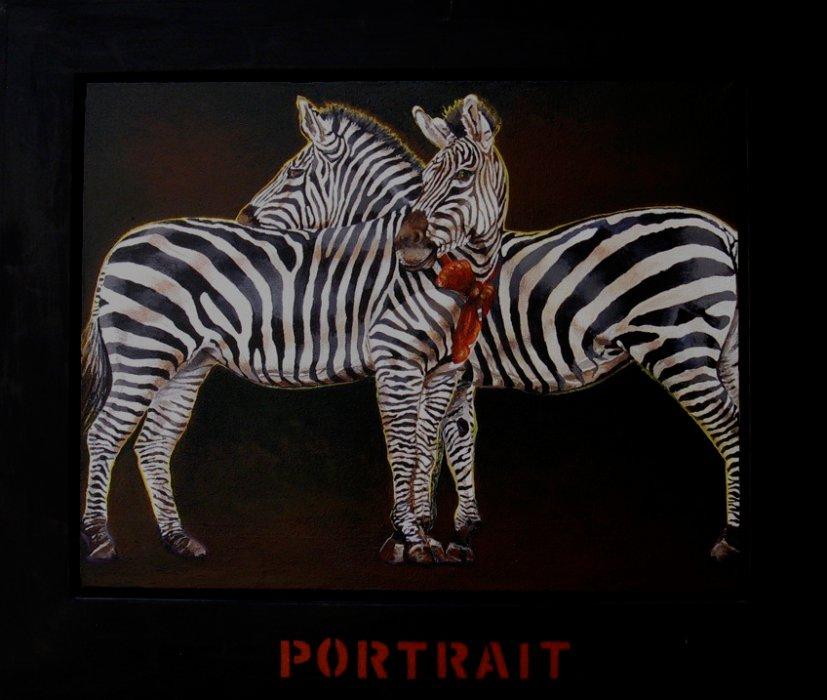 Portrait, 1997-1998